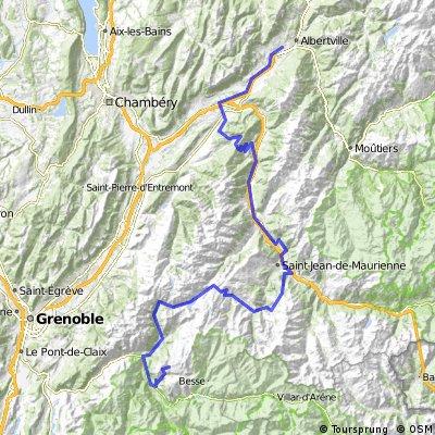 Tour de France 19. Etappe Albertville - Alpe d'Huez