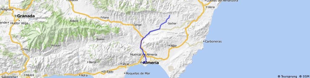 ALMERIA - ULEILA DEL CAMPO