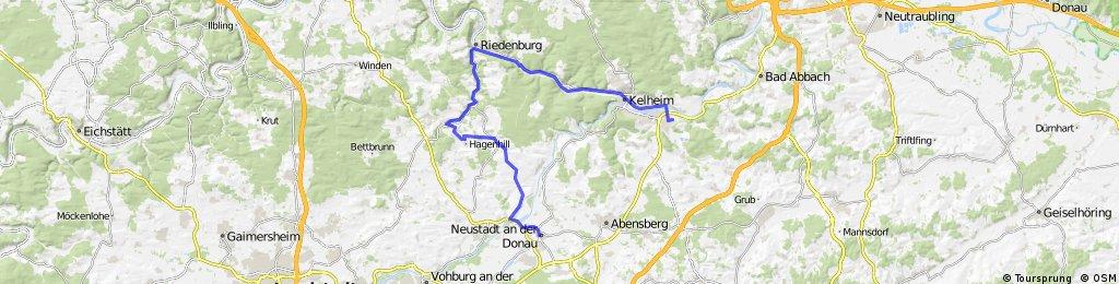 Limes - Schambachtal - AltmühlAltmannstein