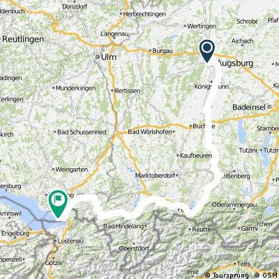 Allgäu-Tour Teil 1    2006
