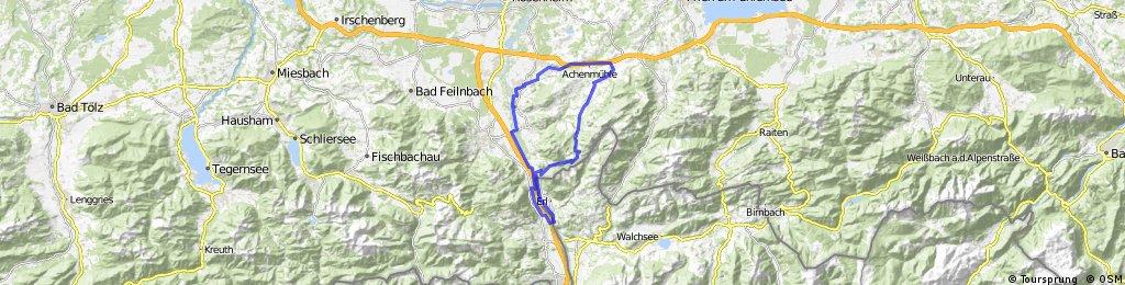 Samerberg - Windshausen - Neubeuern