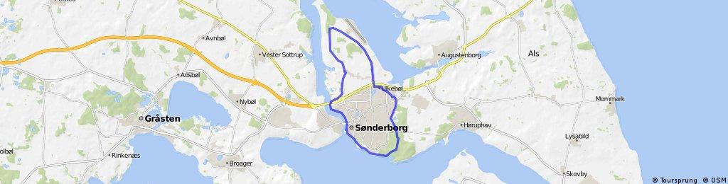 Sønderborg Kommune - 22 km Sønderborg