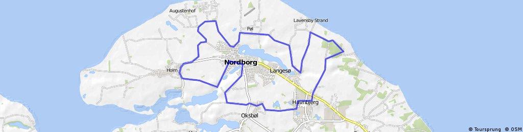 Sønderborg Kommune - 26 km Nordborg