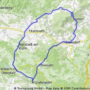 Ruine Weissenstein 83km