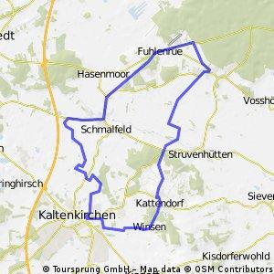 WY/K Radtour Kaltenkirchen