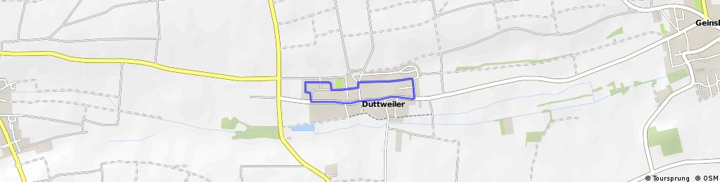 Duttweiler Kerwerennen