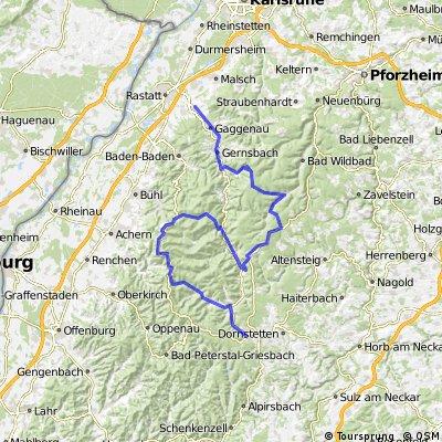 1. Etappe Bischweiher - FDS