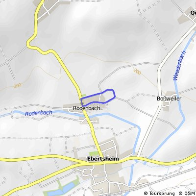 Rund um den alten Wehrturm - Rodenbach