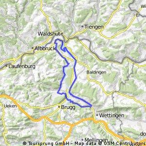 Wasserschloss-Route