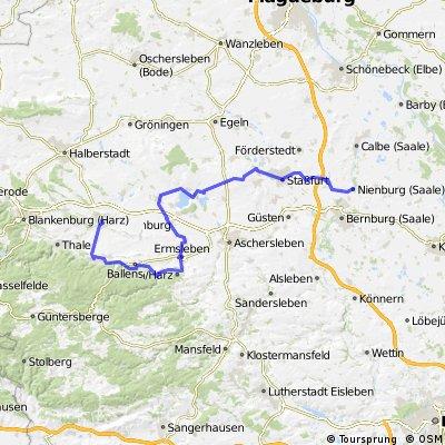 Quedlinburg - Nienburg