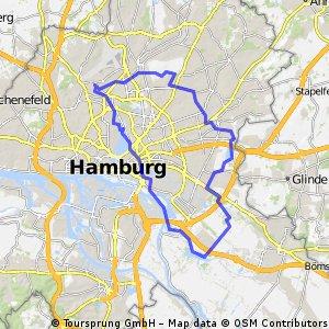 Grüner Ring Hamburg Ost