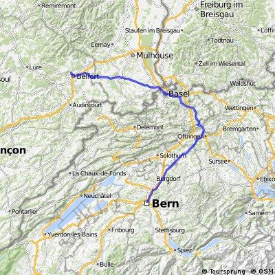 Bern - Belfort