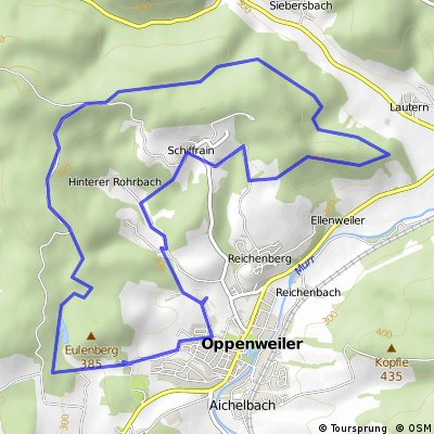Spaziergang bei Oppenweiler