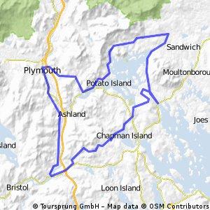 Plymouth Loop (Squam Lake)