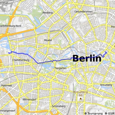 Cycling in Berlin Bikemap Your bike routes