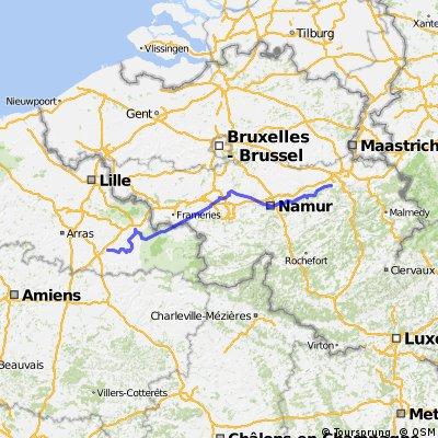 Tour de France 2015 - Stage 4 Seraing - Cambrai