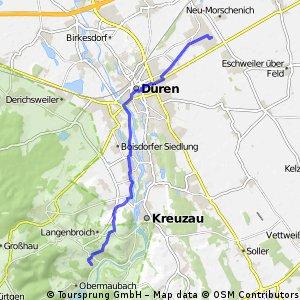 Untermaubach - Merzenich