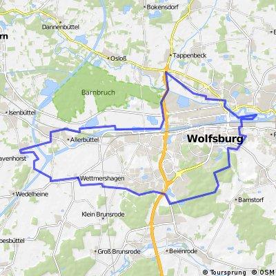 Rund um Wolfsburg