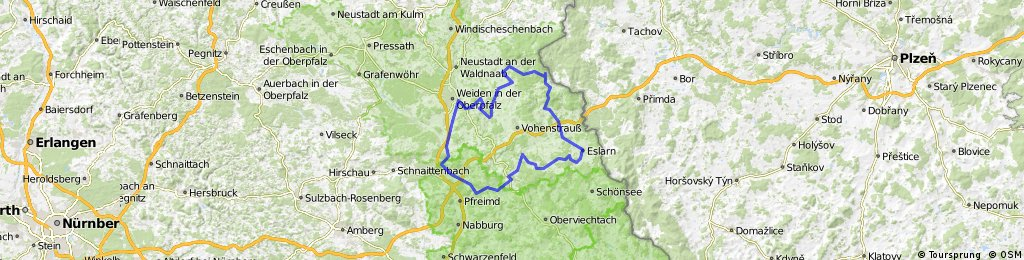 Pirker Zoigl Tour 2015 - 115 km