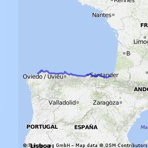 Spain tour Beta v