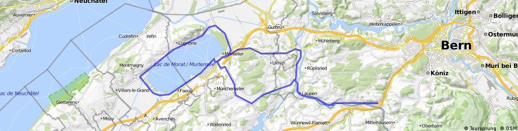 Thörishaus - Murtensee Rundfahrt