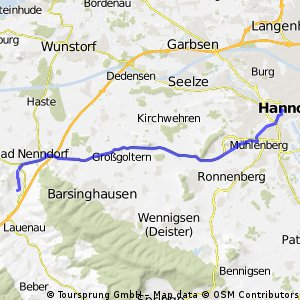 Hannover Tour1