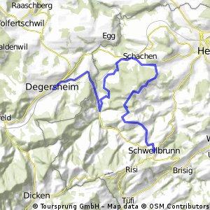 Degersheim, Schwellbrunn