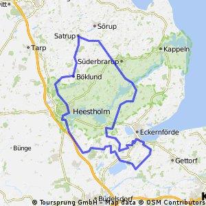 ECK 130 km Runde