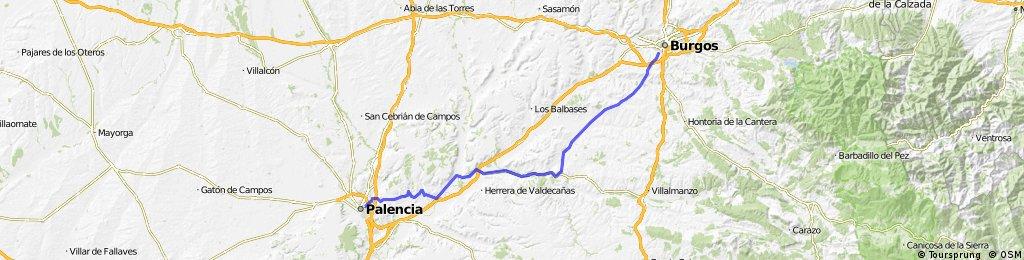 Palencia - Burgos