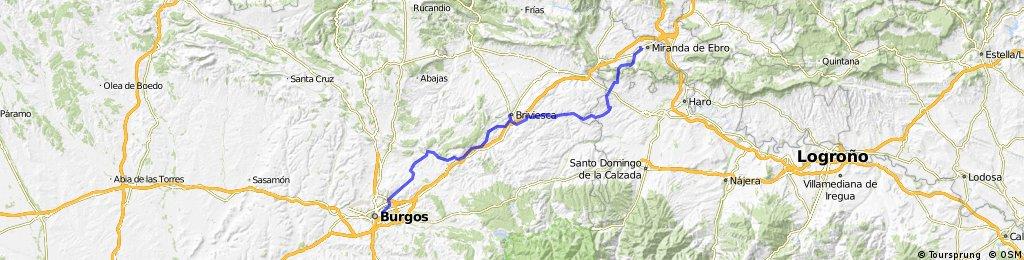 Burgos - Miranda 2