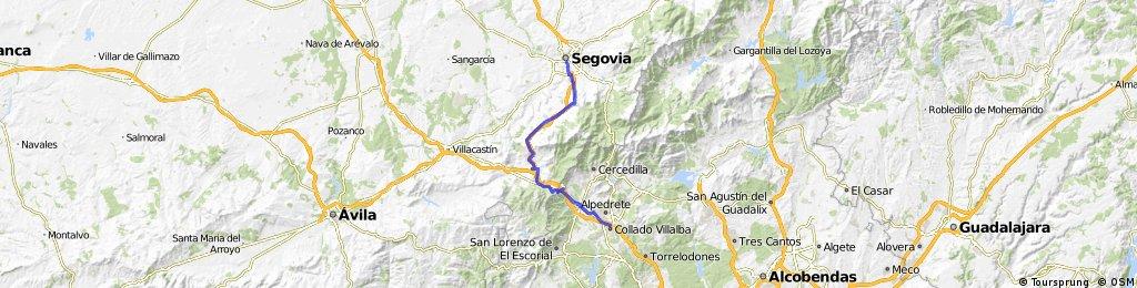 Collado - Segovia