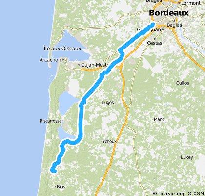 Mimizan - Bordeaux