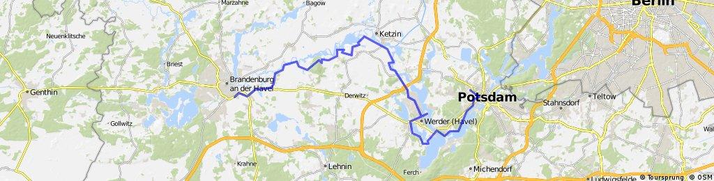 15/1 Brandenburg - Potsdam