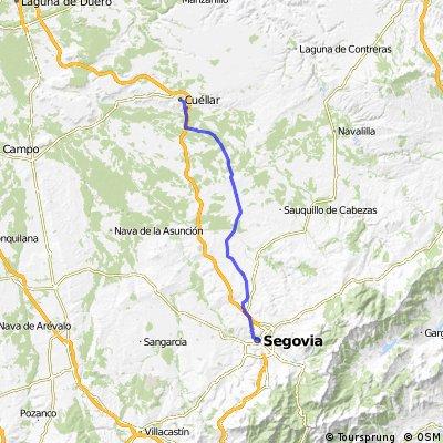 Segovia - Cuellar