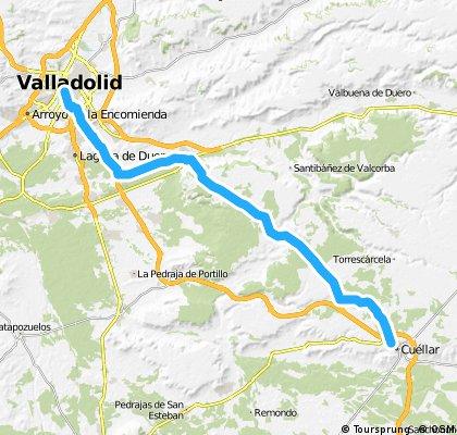 Cuellar - Valladolid