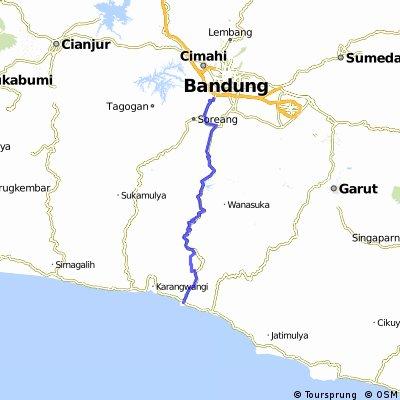 Bandung - Ranca Buaya