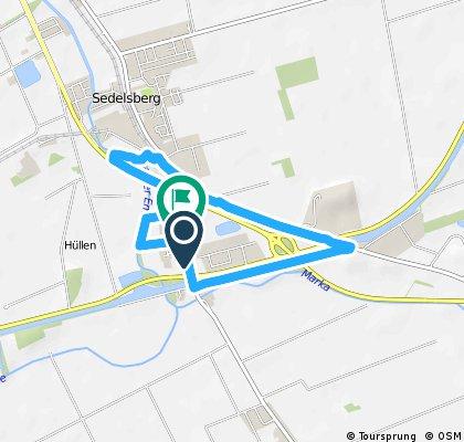 """Wanderweg """"Sedelsberg1"""""""