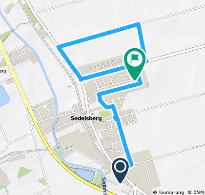 """Wanderweg """"Sedelsberg2"""""""
