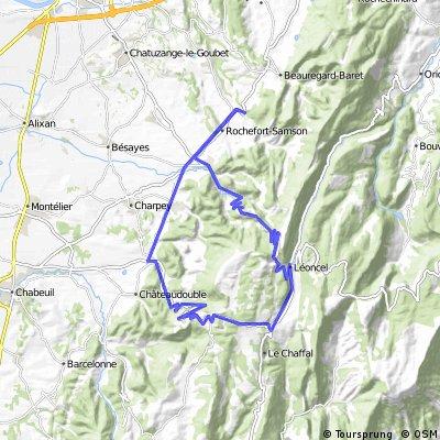 Col des Limouches & Col de Tourniol