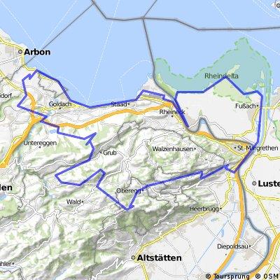 Steinach - St.Anton - Rohrspitz - Steinach