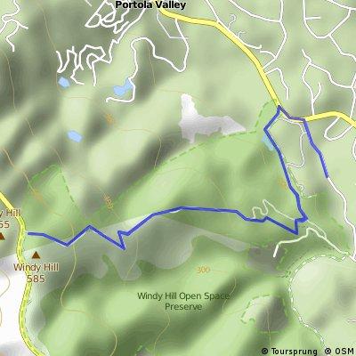Windy Hill Trail