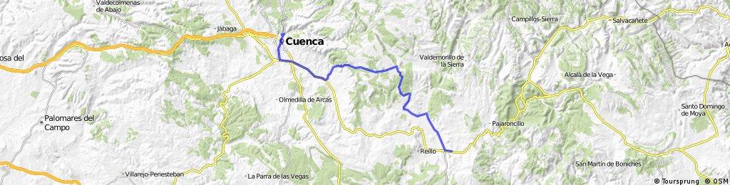 Carboneras - Cuenca