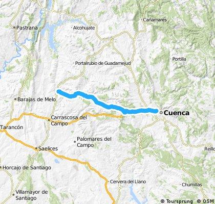 Cuenca - Huete