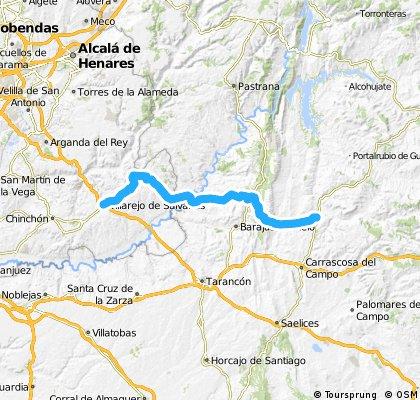 Huete - Villarejo