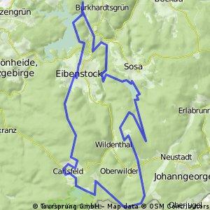 Drei-Talsperren-Marathon 50km