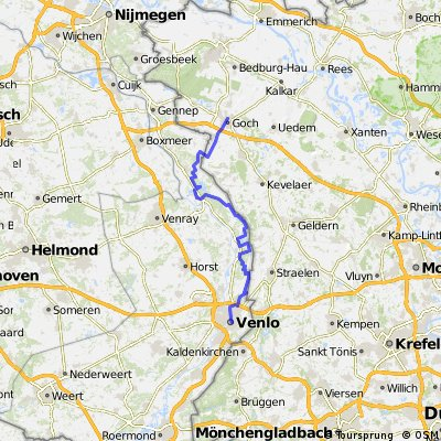 Herrensitz Radweg (1) Bosserheide