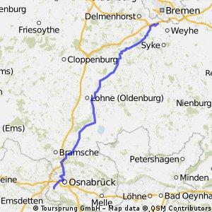 Hasbergen-Stuhr Tour 2009