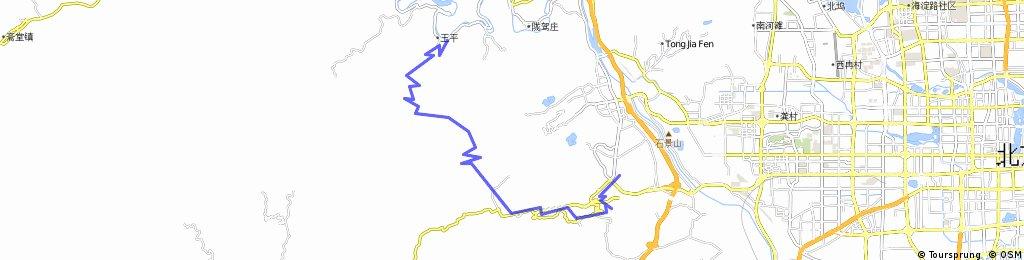 Tanzhe Temple 65km