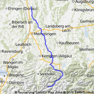Weißenhorn-Hinterhornbach