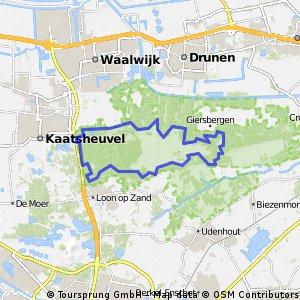 MTB route Drunen